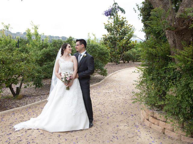La boda de Mª Carmen y Sergi
