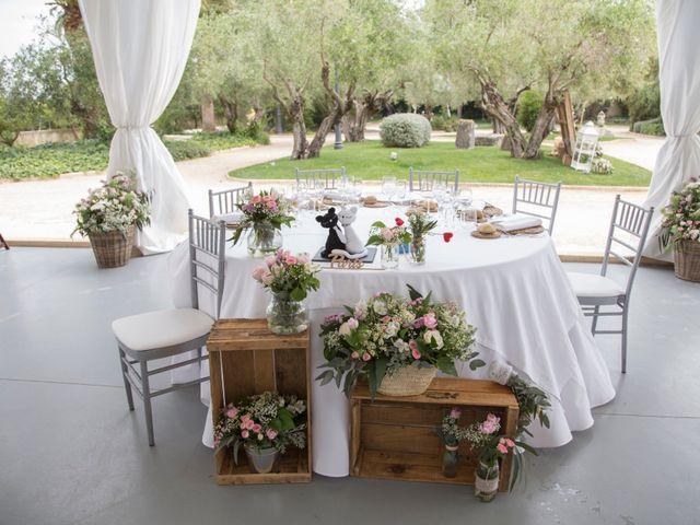 La boda de Sergi y Mª Carmen en Alberic, Valencia 19