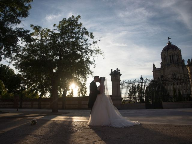 La boda de Lorena y Alex