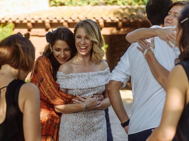 La boda de Mikhail y Daryana en Tagamanent, Barcelona 34