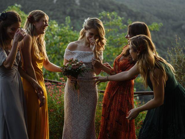 La boda de Mikhail y Daryana en Tagamanent, Barcelona 2
