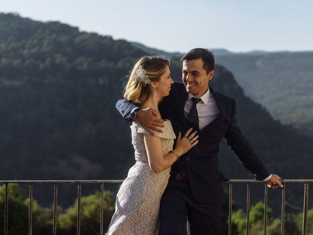 La boda de Mikhail y Daryana en Tagamanent, Barcelona 37