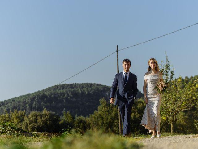 La boda de Mikhail y Daryana en Tagamanent, Barcelona 39