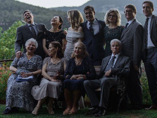 La boda de Mikhail y Daryana en Tagamanent, Barcelona 40
