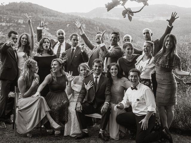 La boda de Mikhail y Daryana en Tagamanent, Barcelona 41