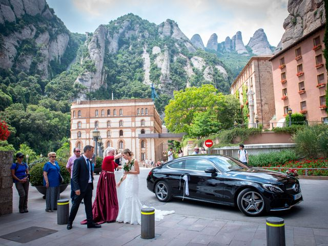 La boda de Sergio y Andrea en El Bruc, Barcelona 16