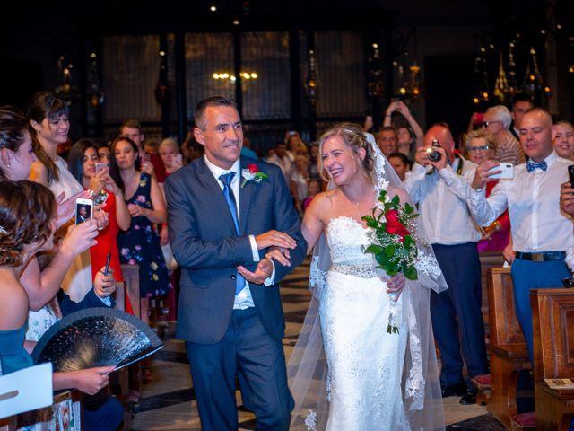 La boda de Sergio y Andrea en El Bruc, Barcelona 17