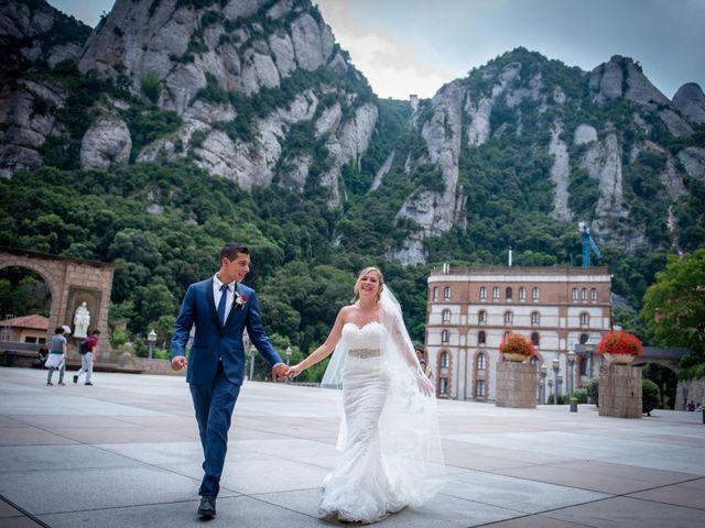 La boda de Sergio y Andrea en El Bruc, Barcelona 25