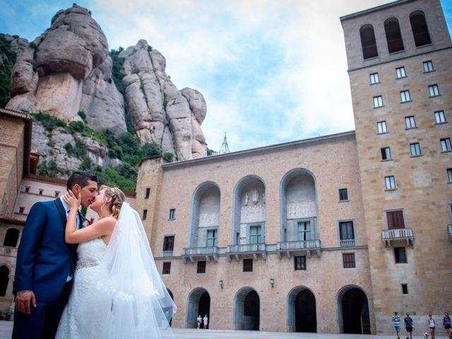 La boda de Sergio y Andrea en El Bruc, Barcelona 26