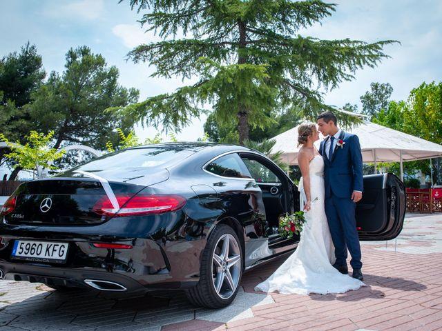 La boda de Sergio y Andrea en El Bruc, Barcelona 27