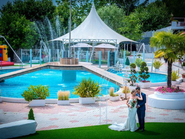 La boda de Sergio y Andrea en El Bruc, Barcelona 28