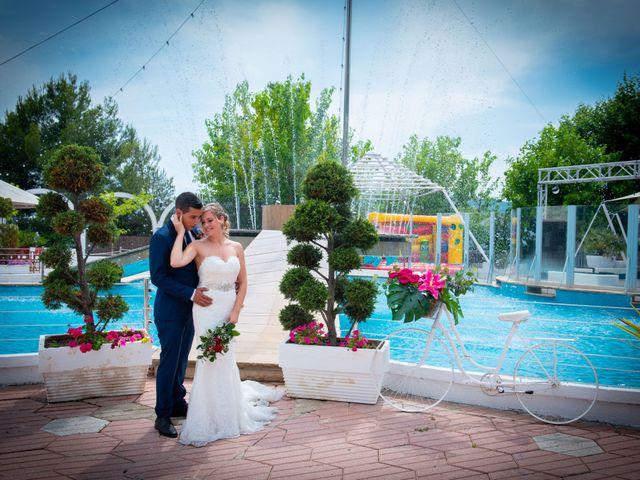 La boda de Sergio y Andrea en El Bruc, Barcelona 29