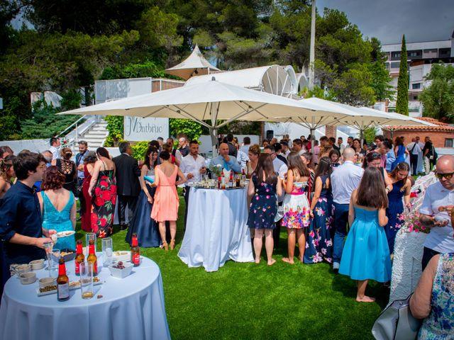La boda de Sergio y Andrea en El Bruc, Barcelona 32