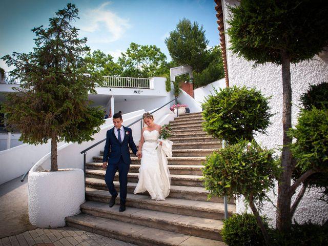 La boda de Sergio y Andrea en El Bruc, Barcelona 39