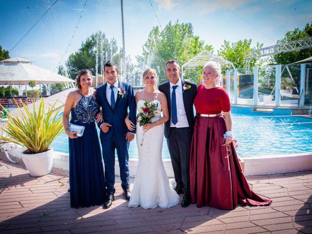 La boda de Sergio y Andrea en El Bruc, Barcelona 40