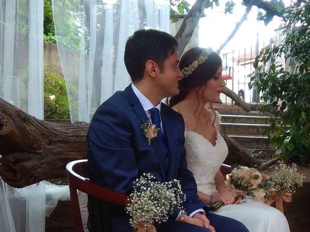 La boda de Verònica y Esteve