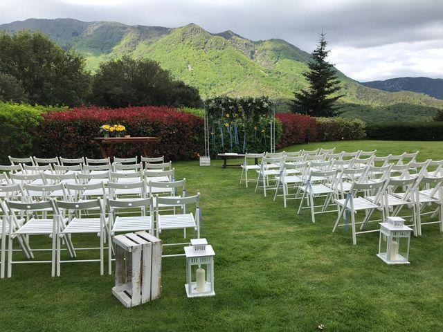 La boda de Xesc y Cristina en Viladrau, Girona 3