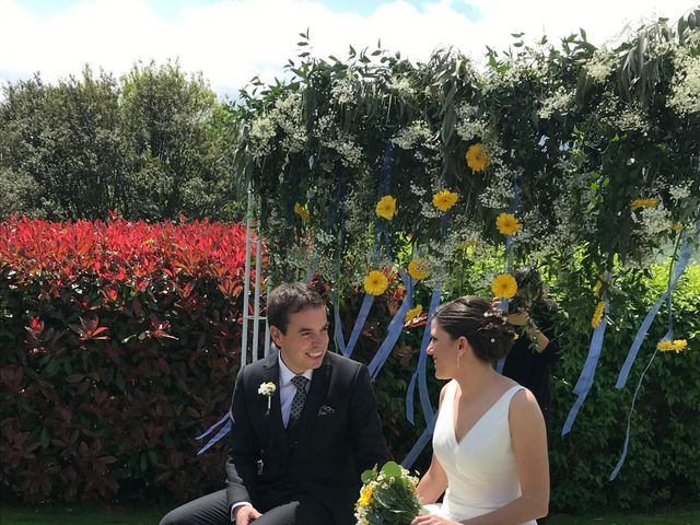 La boda de Xesc y Cristina en Viladrau, Girona 11