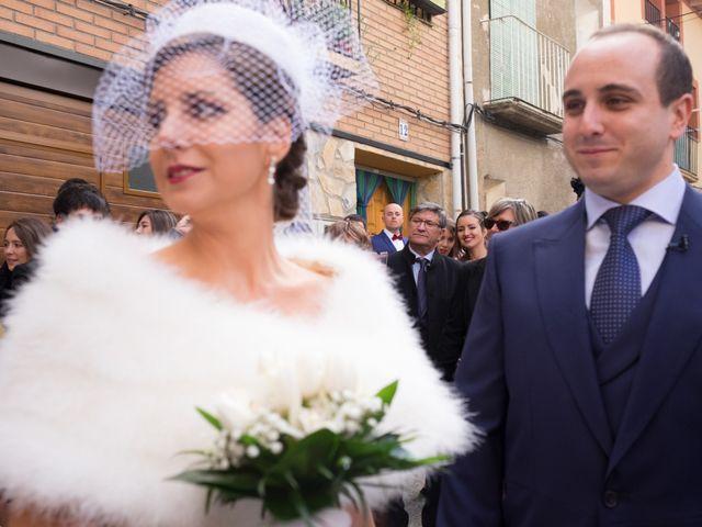 La boda de Jorge y Virginia en Castejon, Navarra 39