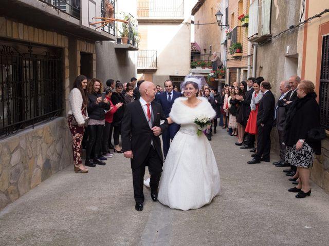 La boda de Jorge y Virginia en Castejon, Navarra 41