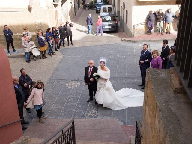 La boda de Jorge y Virginia en Castejon, Navarra 42