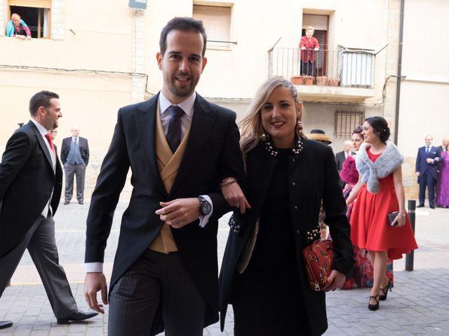 La boda de Jorge y Virginia en Castejon, Navarra 45