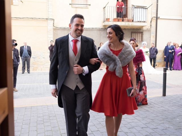 La boda de Jorge y Virginia en Castejon, Navarra 46