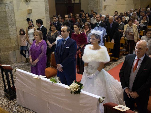 La boda de Jorge y Virginia en Castejon, Navarra 54