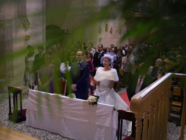 La boda de Jorge y Virginia en Castejon, Navarra 55