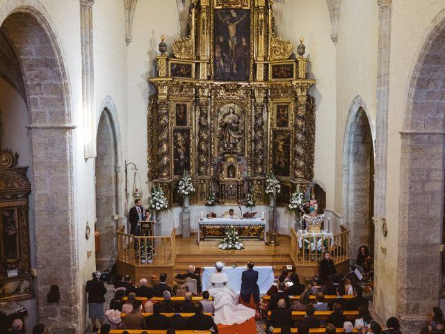 La boda de Jorge y Virginia en Castejon, Navarra 57