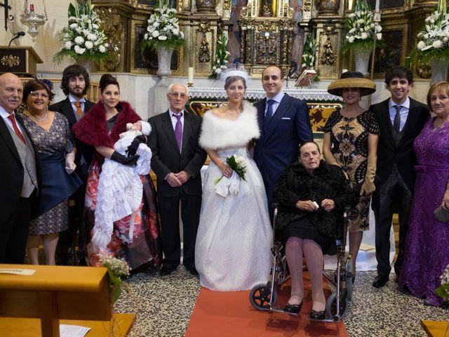 La boda de Jorge y Virginia en Castejon, Navarra 68