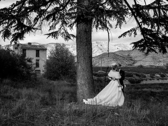 La boda de Jorge y Virginia en Castejon, Navarra 1