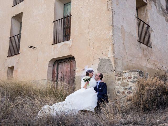 La boda de Jorge y Virginia en Castejon, Navarra 79
