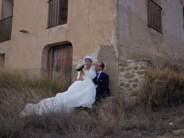 La boda de Jorge y Virginia en Castejon, Navarra 80