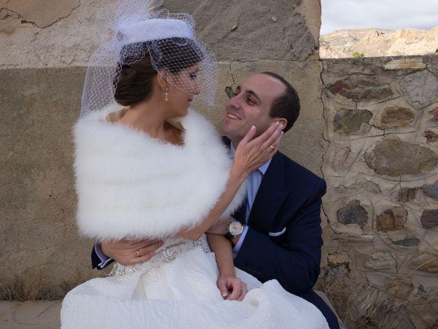 La boda de Jorge y Virginia en Castejon, Navarra 81