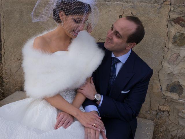 La boda de Jorge y Virginia en Castejon, Navarra 84