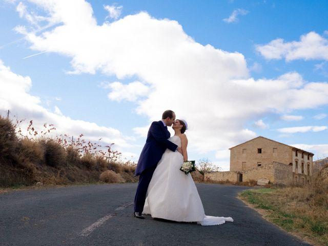 La boda de Jorge y Virginia en Castejon, Navarra 87