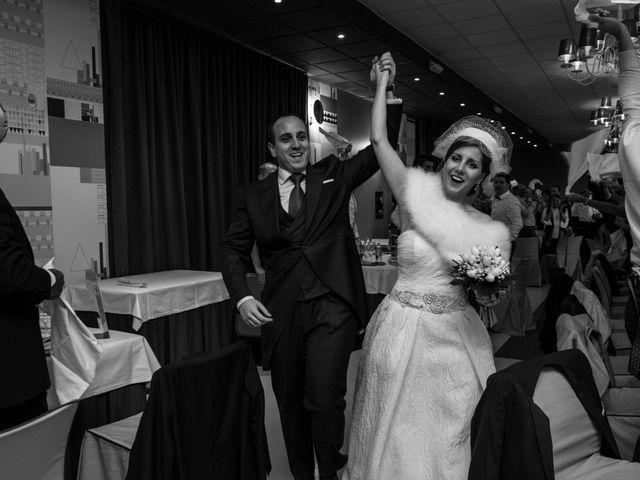 La boda de Jorge y Virginia en Castejon, Navarra 93