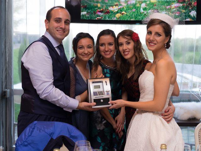 La boda de Jorge y Virginia en Castejon, Navarra 95