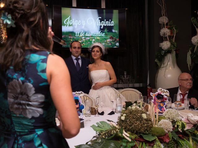 La boda de Jorge y Virginia en Castejon, Navarra 101