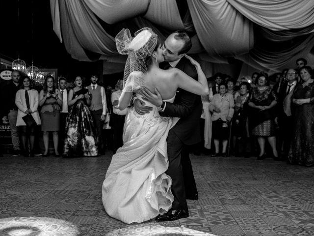 La boda de Jorge y Virginia en Castejon, Navarra 2