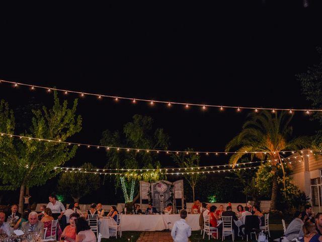 La boda de Miguel y Estefania en Dilar, Granada 20
