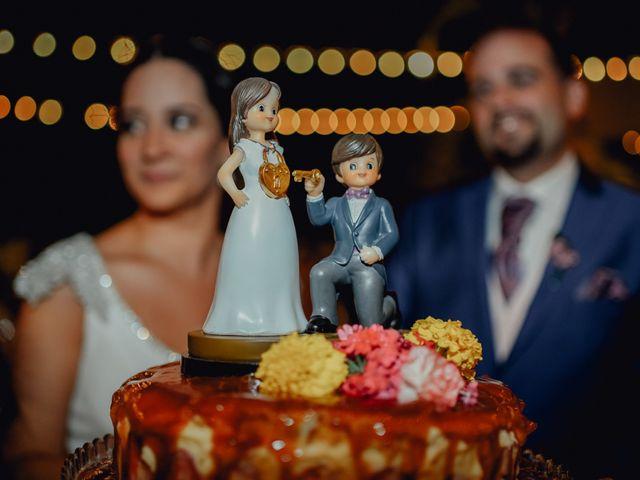 La boda de Miguel y Estefania en Dilar, Granada 21