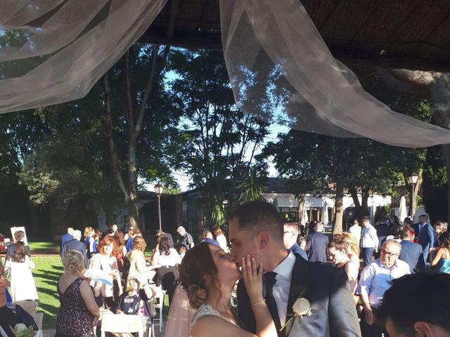 La boda de Virginia y Sergio  en Villalbilla, Madrid 1