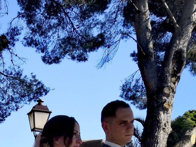 La boda de Virginia y Sergio  en Villalbilla, Madrid 2