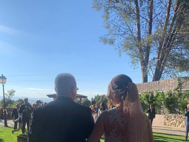 La boda de Virginia y Sergio  en Villalbilla, Madrid 5