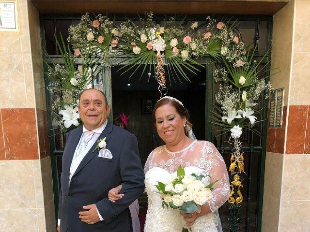 La boda de Antonio Jesús y Ana Belén  en Málaga, Málaga 5