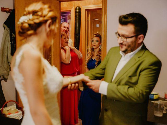 La boda de Cristian y Noelia en Talamanca Del Jarama, Madrid 30