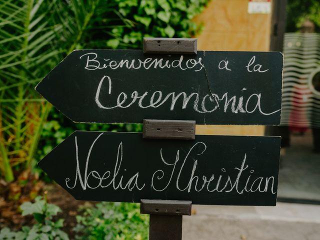 La boda de Cristian y Noelia en Talamanca Del Jarama, Madrid 35