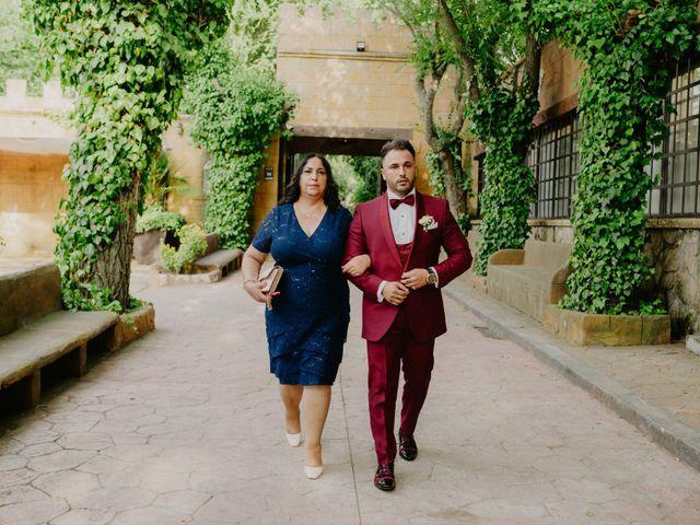 La boda de Cristian y Noelia en Talamanca Del Jarama, Madrid 48